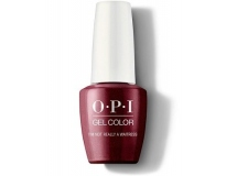 OPI -  GELCOLOR гель-лак GCH08 I'm Not Really a Waitress (15 мл)